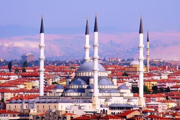 مسجد كوكاتيب انقرة