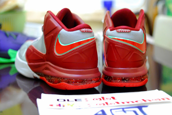 Nike Air Max Ambassador V 5 Unreleased Christmas Sample