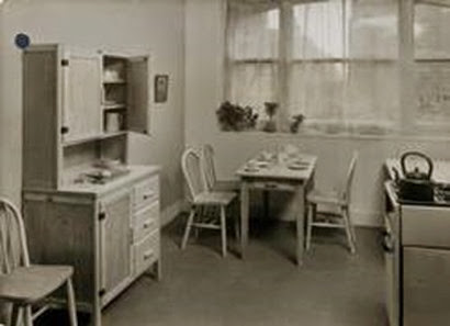 Kitchen ca. 1950