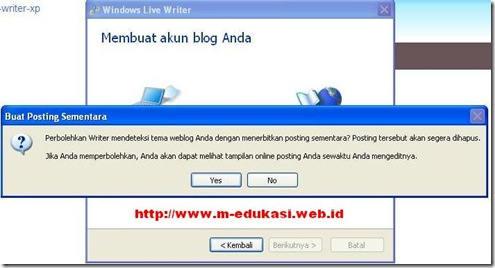 Microsoft Windows Live Writer 5