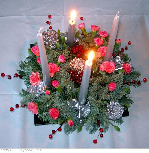 'Advent wreath 2' photo (c) 2008, cybaea - license: http://creativecommons.org/licenses/by-sa/2.0/