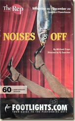 Noises Off cover
