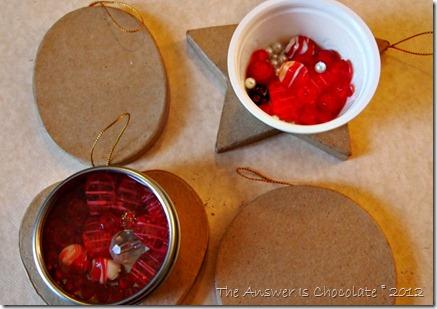 paper mache red velvet