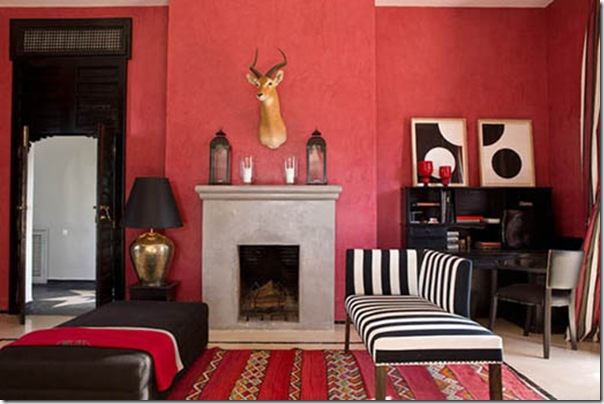 case e interni - uso del rosso - red - interior-design (4)