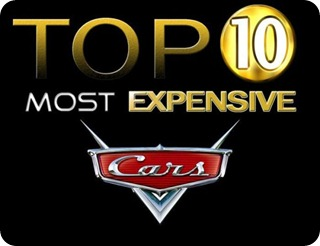 Top 10 Expensive Cars in the World-2012
