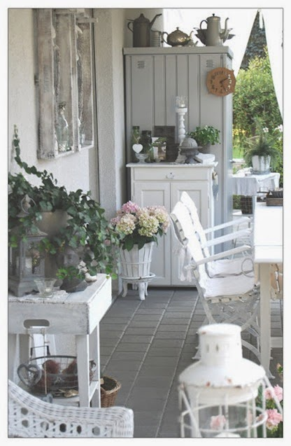 Shabby and charme in germania una splendida casa shabby chic style - Shabby chic casa ...