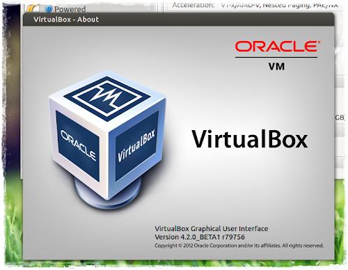VirtualBox 4.2