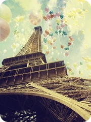 Paris balloon