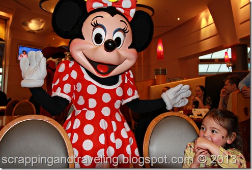 Disney Cafe Mickey Dinner 5
