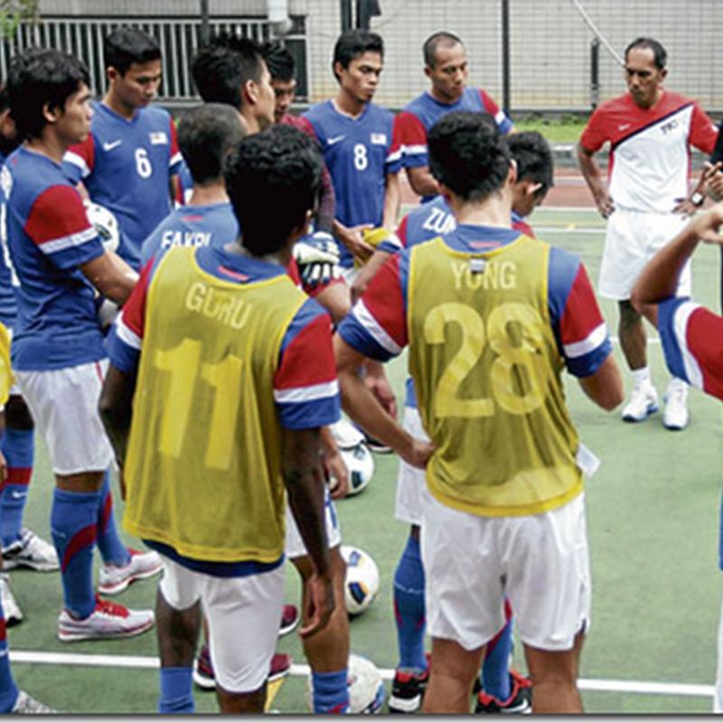 Perlawanan Akhir Bolasepak Sukan SEA  - 26 : Malaysia vs Indonesia