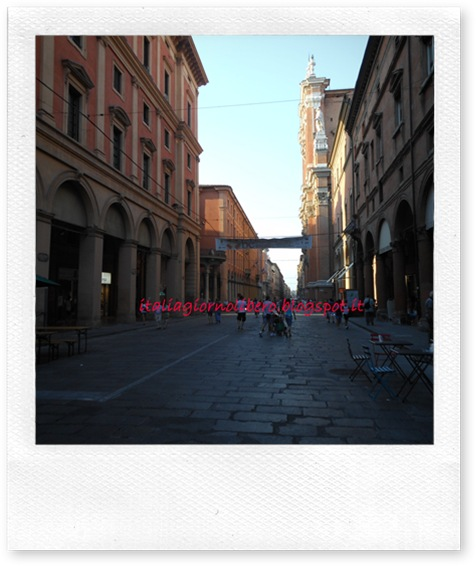 IGL Bologna centro, via dell'Indipendenza