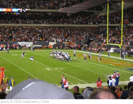 'Robbie Gould!' photo (c) 2008, mlabowicz - license: http://creativecommons.org/licenses/by-sa/2.0/