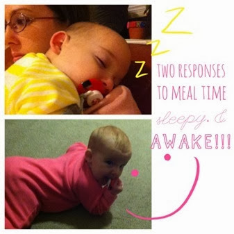 Two Responses to Meal Time