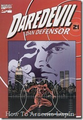 P00021 - Daredevil - Coleccionable #21 (de 25)