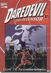 P00021 - Daredevil - Coleccionable #21 (de 25)