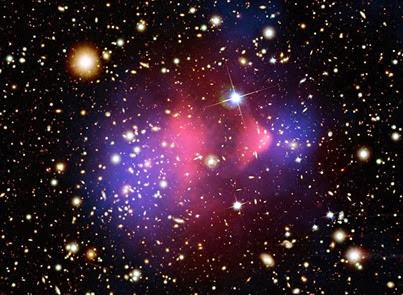 aglomerado de galáxias 1E 0657-556