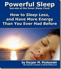 powerful sleep
