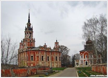 Никольский собор. Можайск.