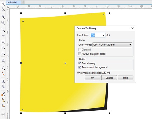 Corel Draw Sticky Note Tutorial  (18)