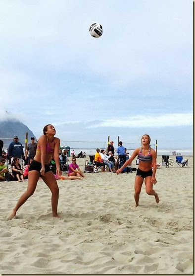 Lexie & Tayson volleyball (7)