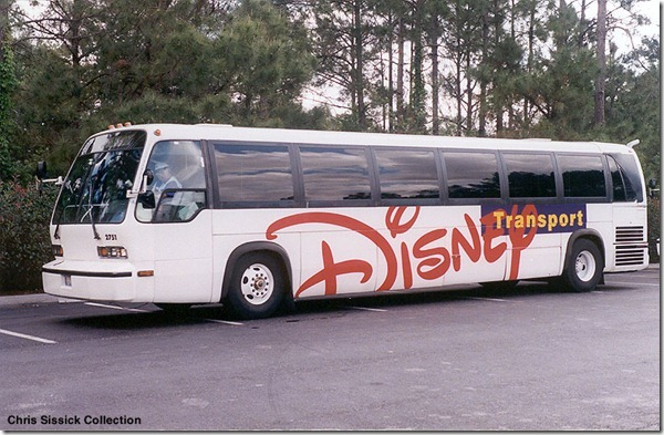 Disney Bus