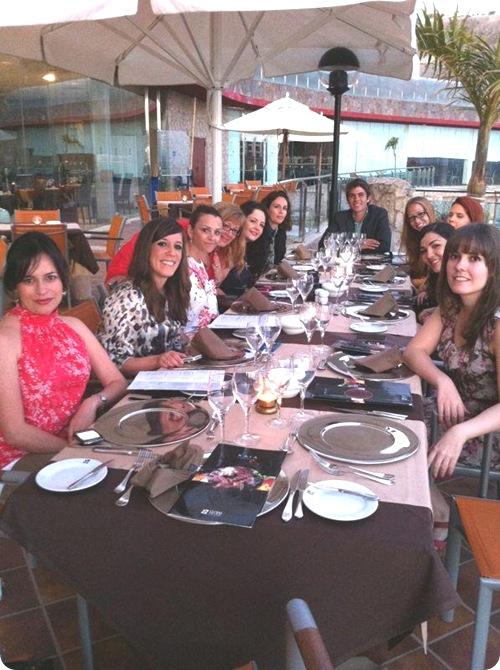 cena gran canaria wellness trip
