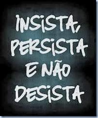 Insistir