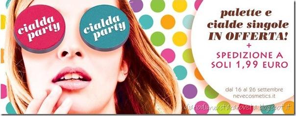 promo cialda party