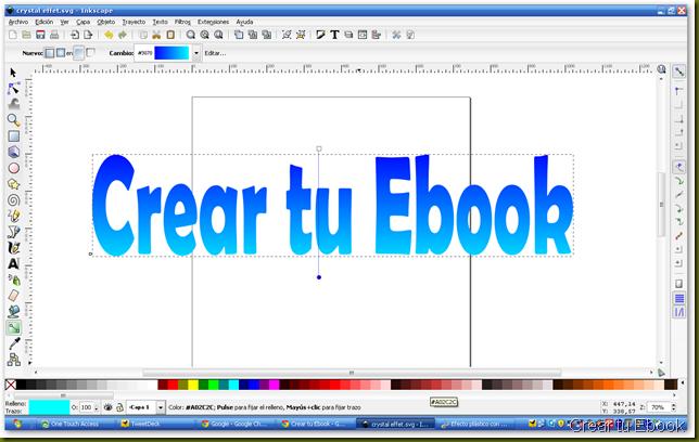 texto plastico con inkscape1