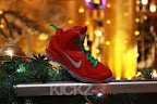 nike lebron 9 gr christmas 4 02 kickz Throwback Thursday: Look Back at LBJs 2011 Christmas Shoes