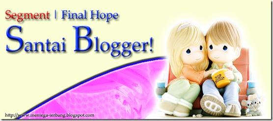 santai blogger