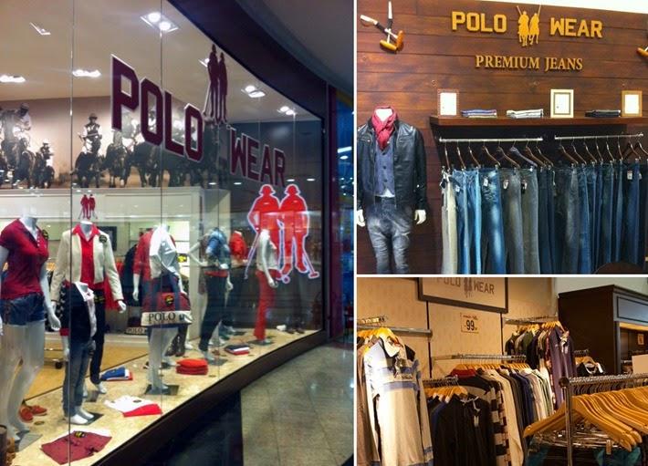 polo wear curitiba shopping estacao