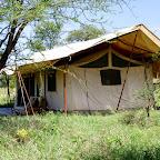 Lemala Ewanjan, Zeltrückseite © Foto: Judith Nasse | Outback Africa Erlebnisreisen