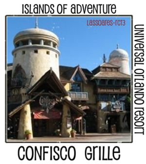 Confisco Grille (Universal Orlando Resort Islands of Adventure's Port) lassoares-rct3