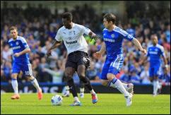 Tottenham Hotspur y Chelsea