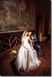 Фотографии со свадьбы в Праге