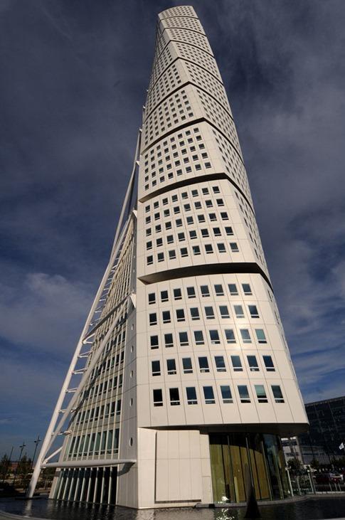 51. Turning Torso (Malmö, Suecia)