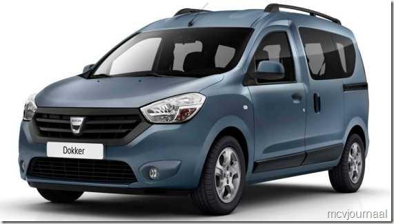 Dacia Dokker officieel 01