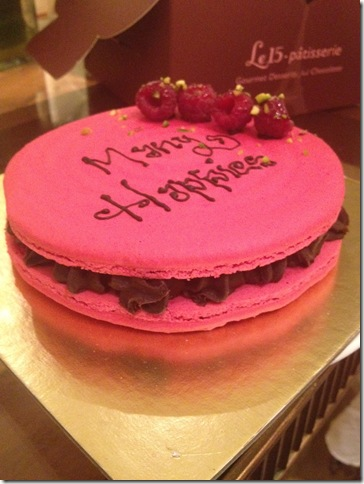 Cake Images For Pooja : The Macaron Cake Invention Test? Pooja Dhingra at Le 15 ...