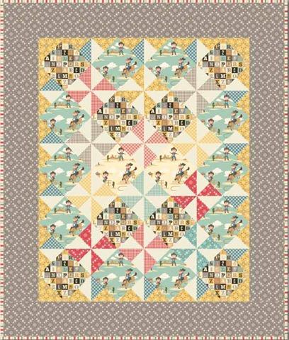 sasparilla quilt pattern