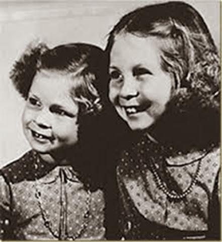 imagesPrincesa Sofía y su hermana Irene.