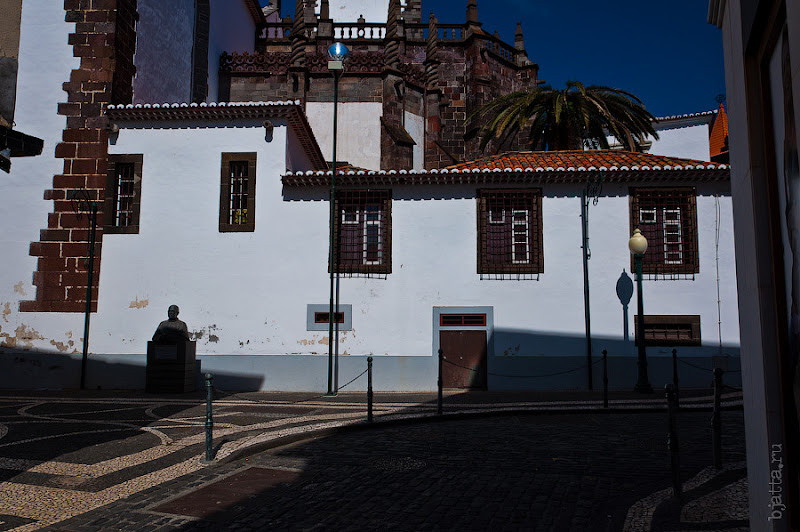 14. Фотопрогулка по улицам города. Улочки. Фуншал. Мадейра. Португалия. Круиз на Costa Concordia.