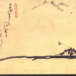 Hakuin, Blind Man Crossing Bridge.jpg