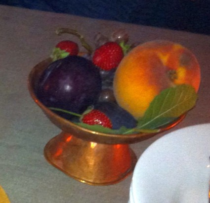 fruit bowls