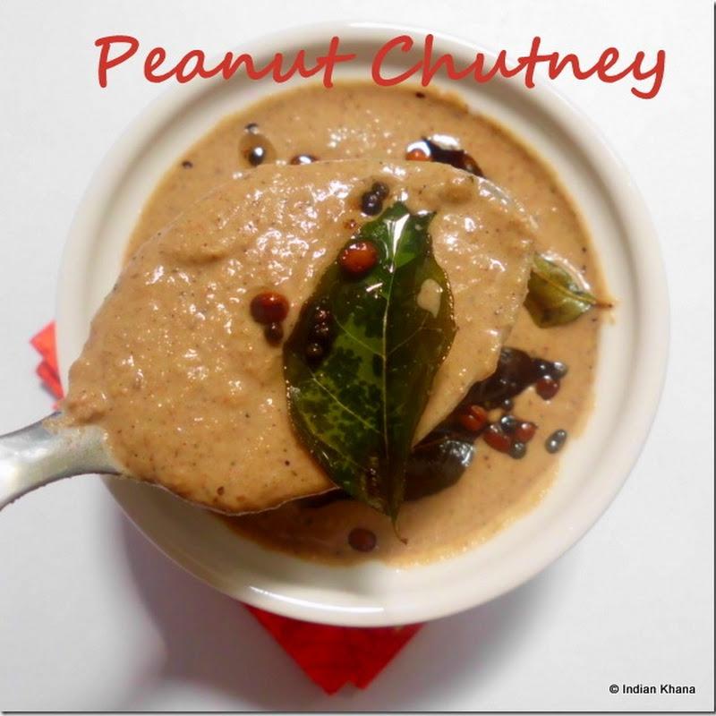 Peanut Chutney | Mungfali Ki Chutney