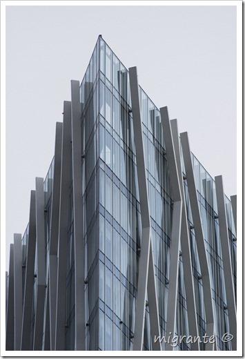 torre diagonal cero - vértice - barcelona