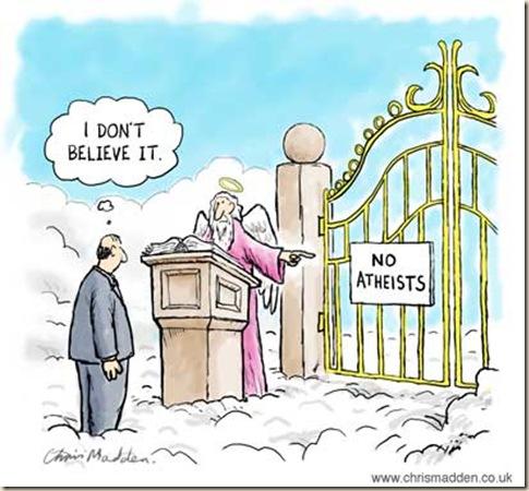 heaven paradise atheism god bible jesus humor (12)