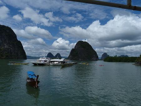 Insule karstice Thailanda: Phang Nga