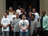 Morristown men's retreat at Loyola House of Retreats in June 2010