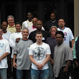 Morristown men's retreat at Loyola House of Retreats in June 2010